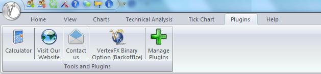 Binary option plugin