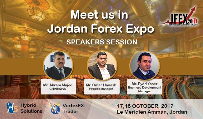Jordan forex Expo