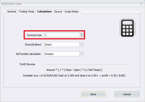 CalculationEuroCash
