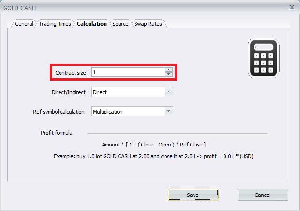 CalculationGoldCash